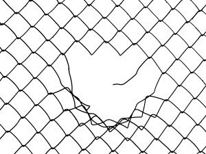 Wire fence Military Law Attorney